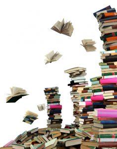 Fliegende Bücher