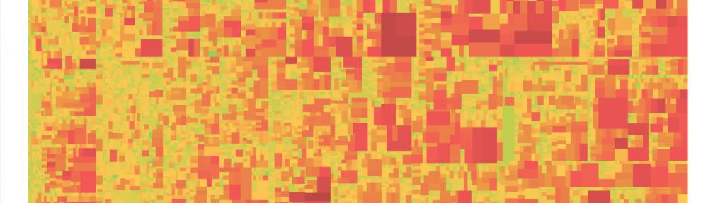 Software Heatmap als Beispiel für das Industrialisieren der Industrialisierung